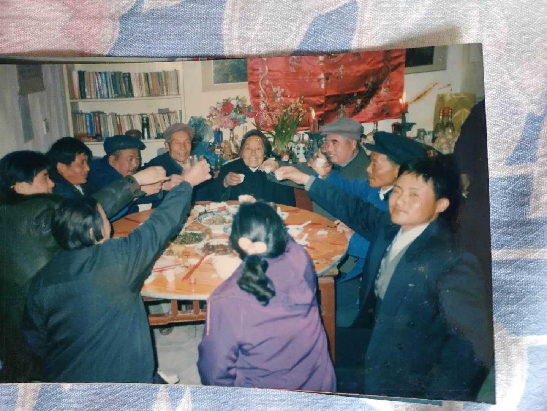 祭文寄思念 母亲活心中(三)