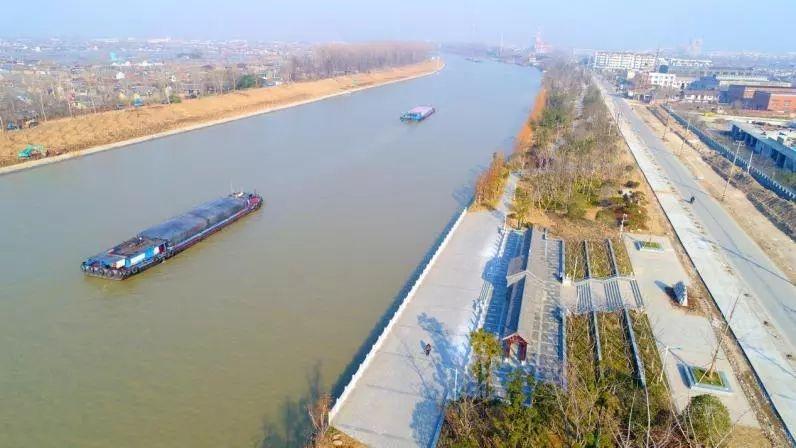 宝应将打造大型综合性港口,环河自行车慢道二期,还有……