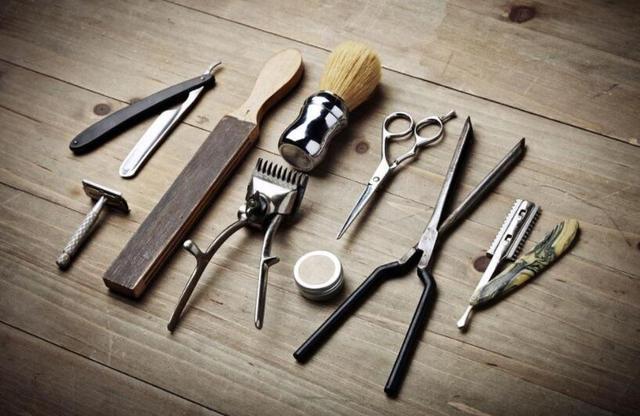 你还记得宝应鲁庄街上的3个理发师吗?