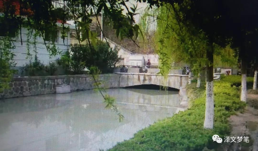 几多故事总是和宝应水门桥有关
