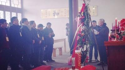 宝应刁氏祠堂文化集锦