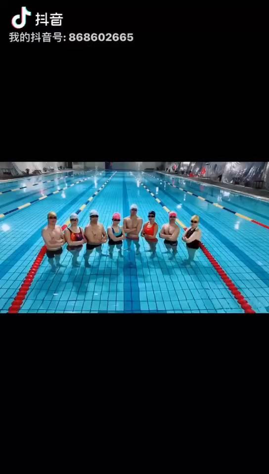 我们是一群快乐的鱼,宝应县水之缘游泳俱乐部训练花絮