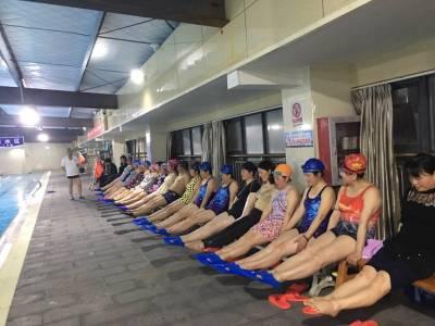 宝应县水之缘游泳俱乐部第二期公益免费游泳培训班招生啦