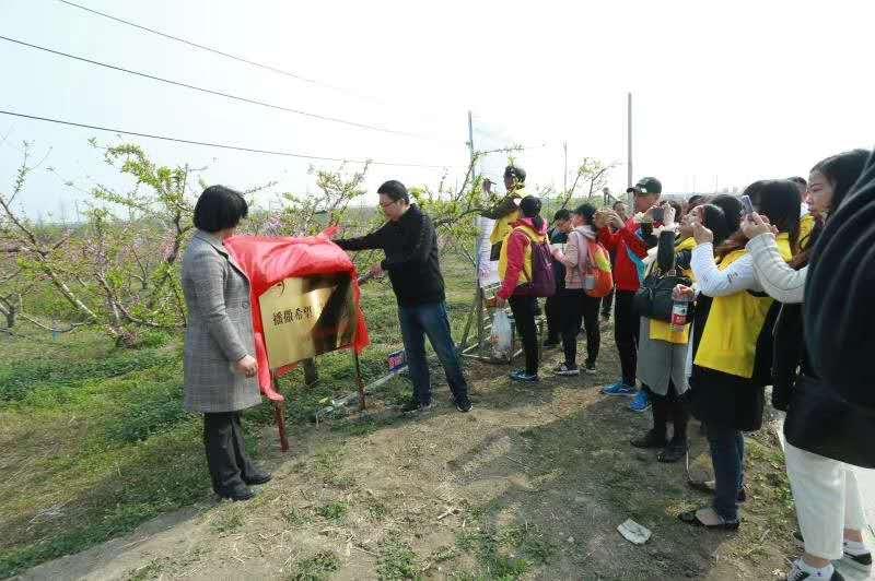 小雨伞志愿者协会《避风港行动》工益助学系列活动之一